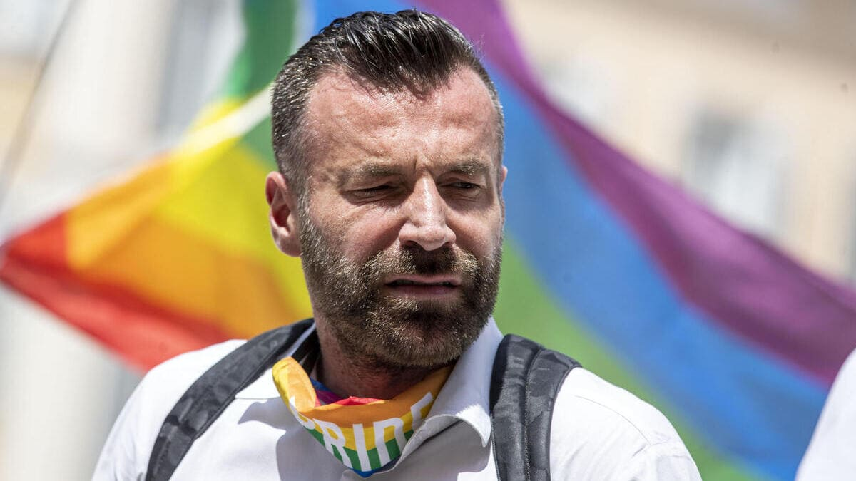 Alessandro Zan, il deputato del Pd che ha presentato il ddl sulla omotransfobia