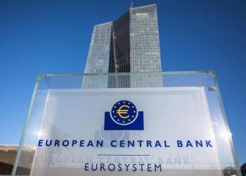 La sede della Banca centrale europea a Francoforte
