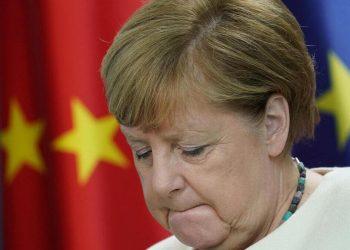 Angela Merkel parla dopo un incontro tra Ue e Cina per approvare il Cai