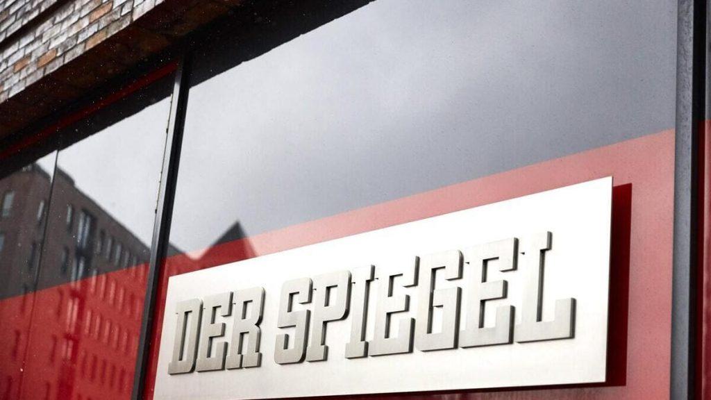 La redazione del Der Spiegel in Germania