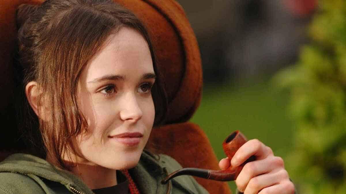 """Ellen Page, che oggi si fa chiamare Elliot, in una scena del film """"Juno"""""""