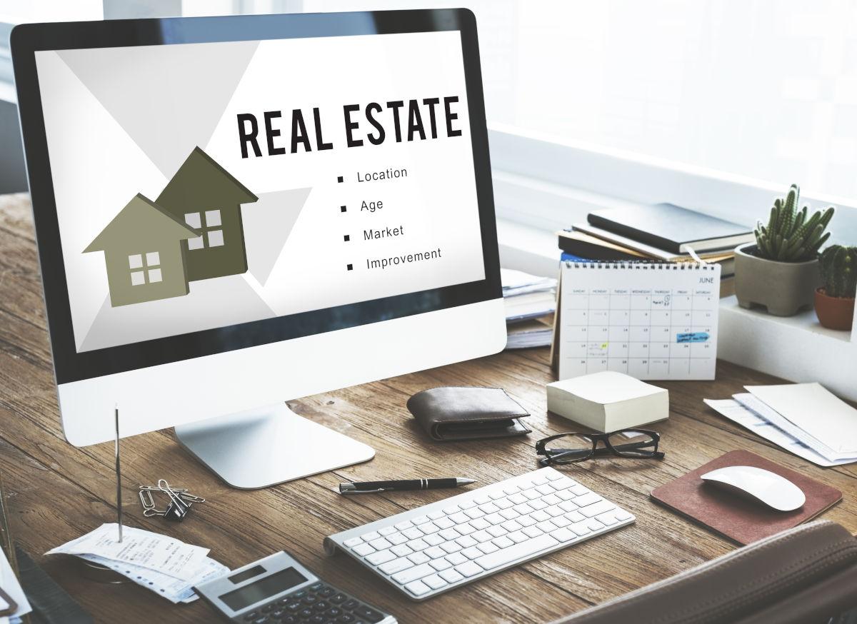 Ricerca online sul mercato immobiliare