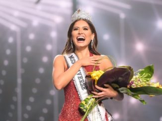 Miss Universo 2021 lo vince Andrea Meza, messicana