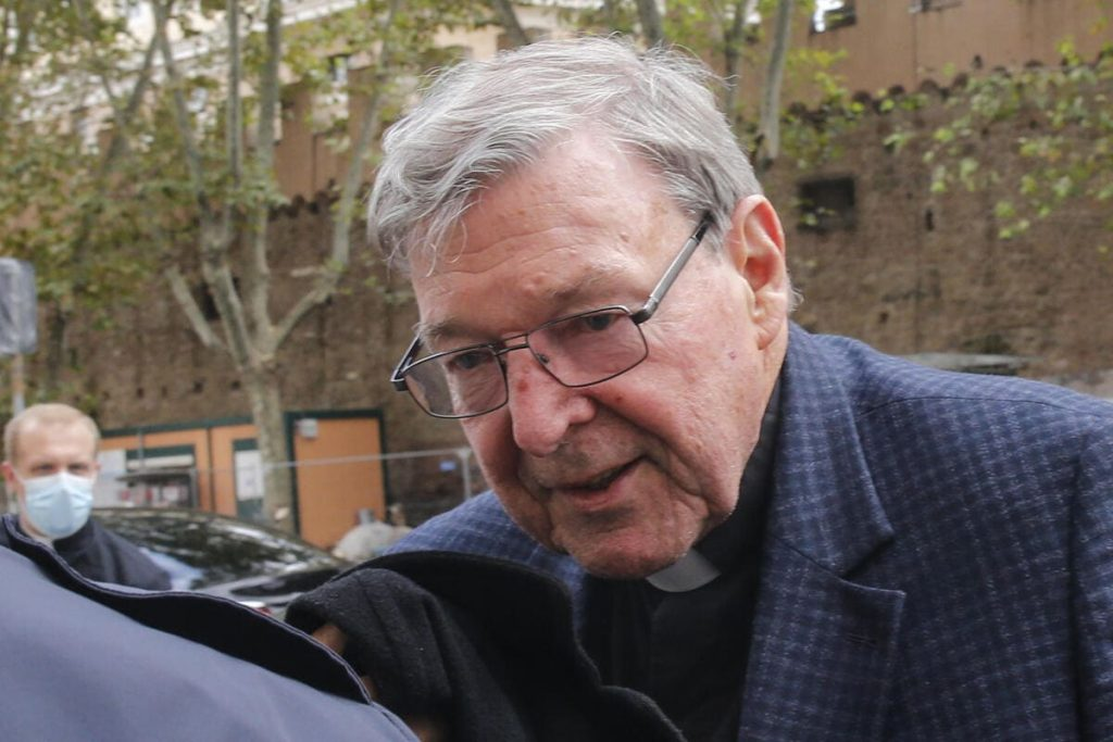 geroge Pell, cardinale australiano