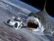 Una scena di Sharknado 3