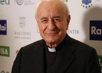 Il vescovo Vincenzo Paglia