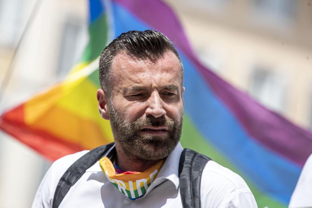 Alessandro Zan, Pd, promotore del ddl sulla omotransfobia