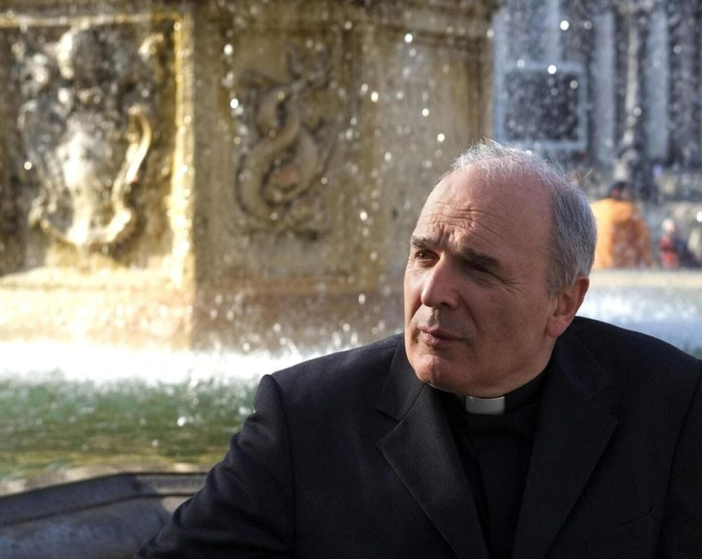 Massimo Camisasca, vescovo Reggio Emilia