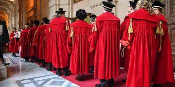 magistrati, inaugurazione anno giudiziario