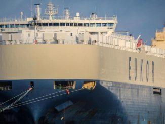 Una nave Ue per il trasporto marittimo, a rischio per il Green Deal