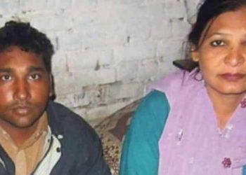 La coppia cristiana assolta da accuse di blasfemia in Pakistan, Shagufta Kausar e Shafqat Emmanuel