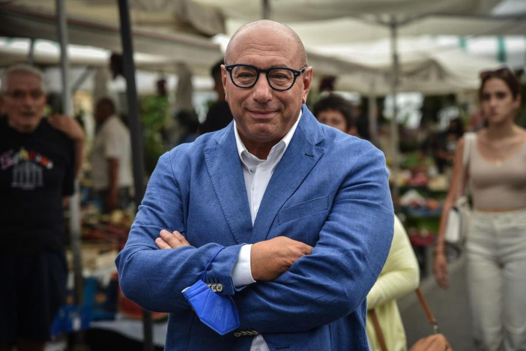 Luca Bernardo, candidato sindaco per il centrodestra a Milano