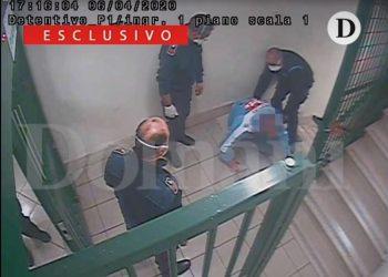le violenze della polizia nel carcere di Santa Maria Capua Vetere