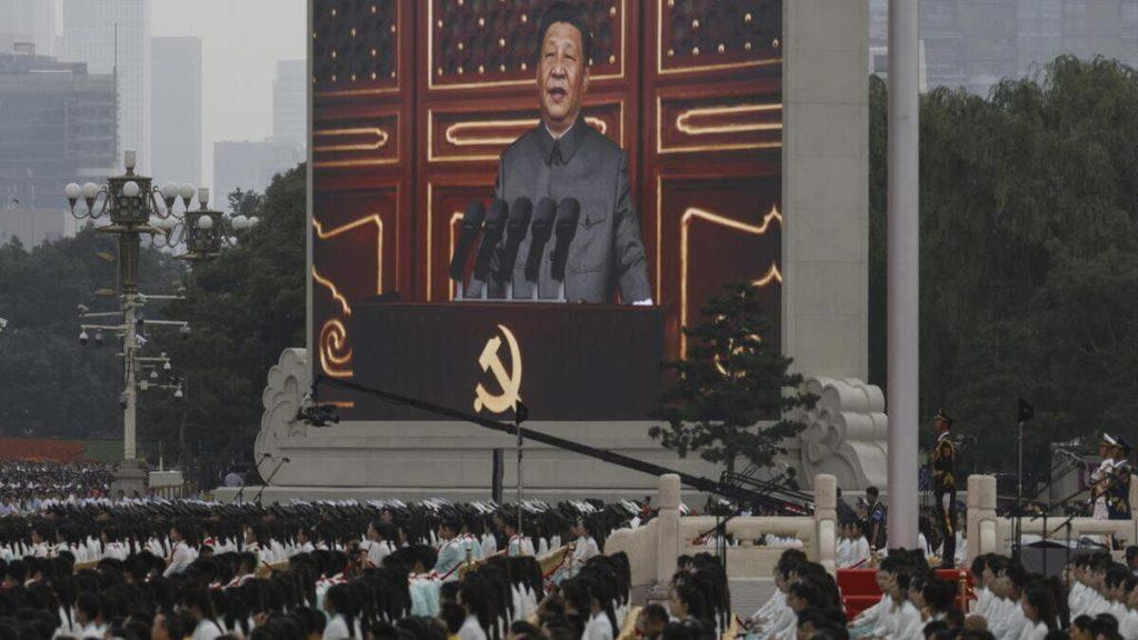 Il presidente della Cina e segretario del Partito comunista Xi Jinping