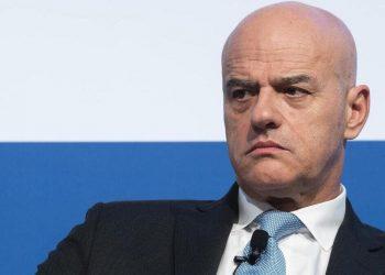 L'ad di Eni, Claudio Descalzi