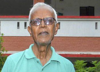 Il sacerdote gesuita dell'India, padre Stan Swamy