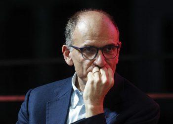 Enrico Letta, segretario del Pd