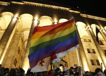 Lgbt, bandiera arcobaleno