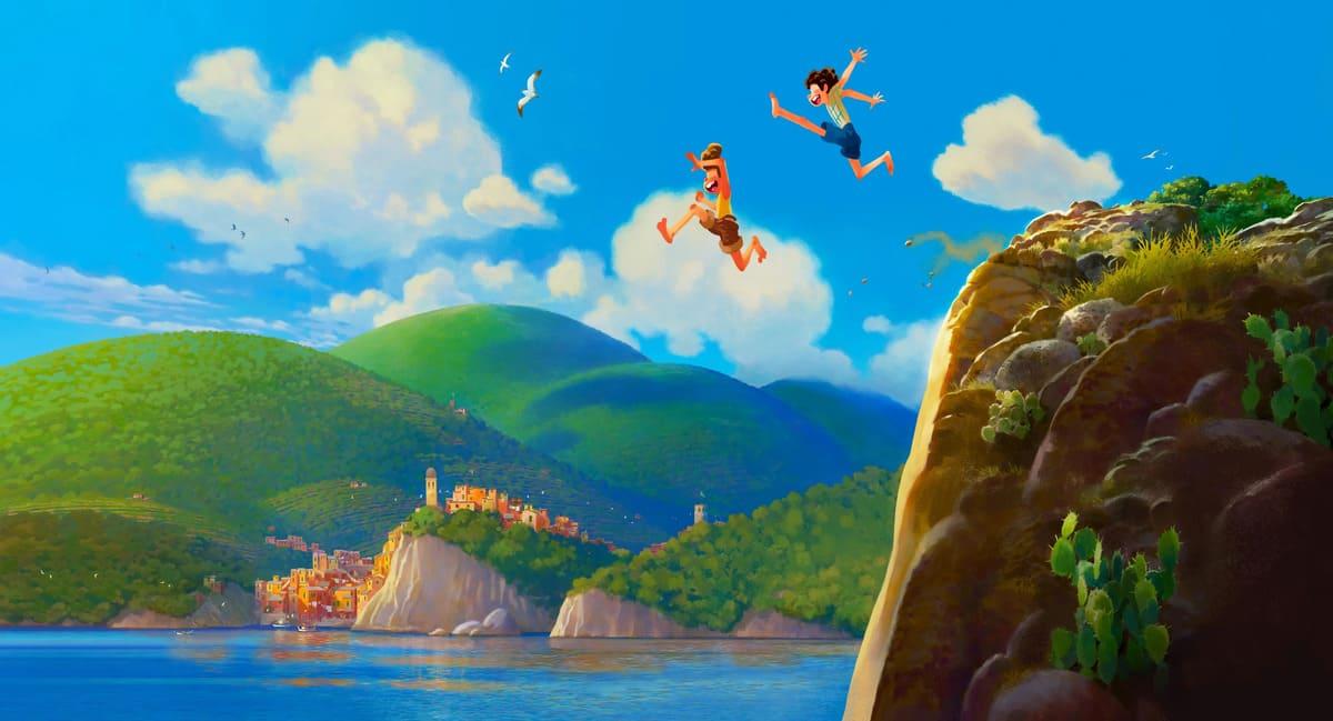 Luca, il film d'animazione di Enrico Casarosa