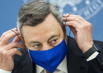 «Non ti vaccini, ti ammali, muori»: lo ha detto il premier Mario Draghi