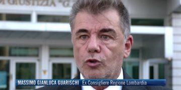Massimo Gianluca Guarischi al Tg4