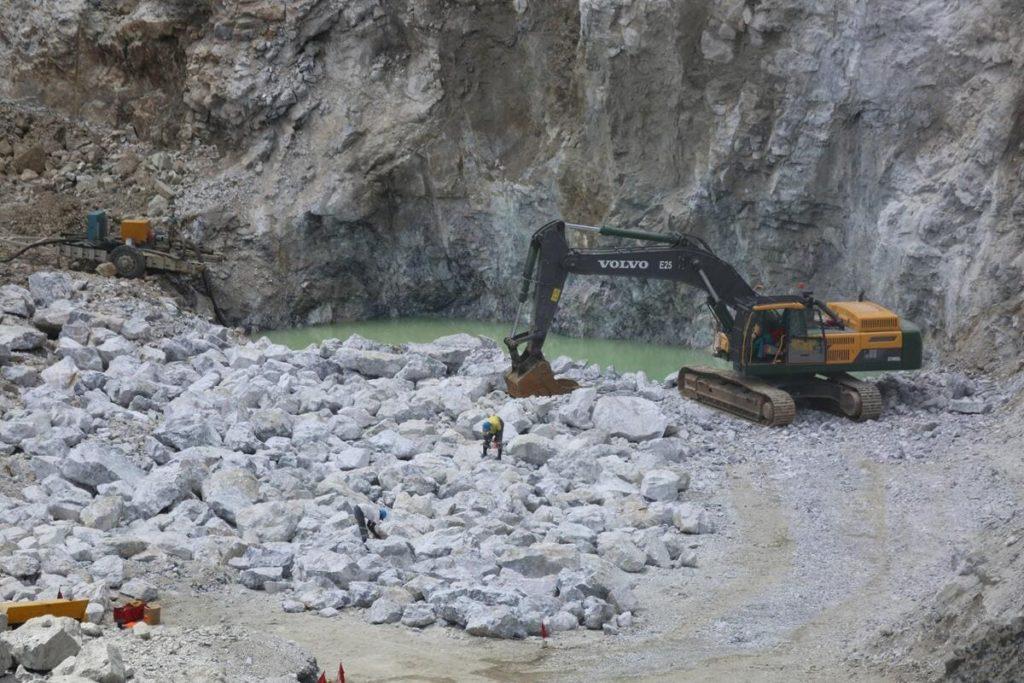 Bikita, la più grande miniera di litio dello Zimbabwe.