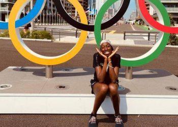 La pallavolista Paola Egonu porterà la bandiera olimpica a Tokyo