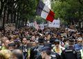 17 luglio, oltre cento cortei in Francia contro il green pass