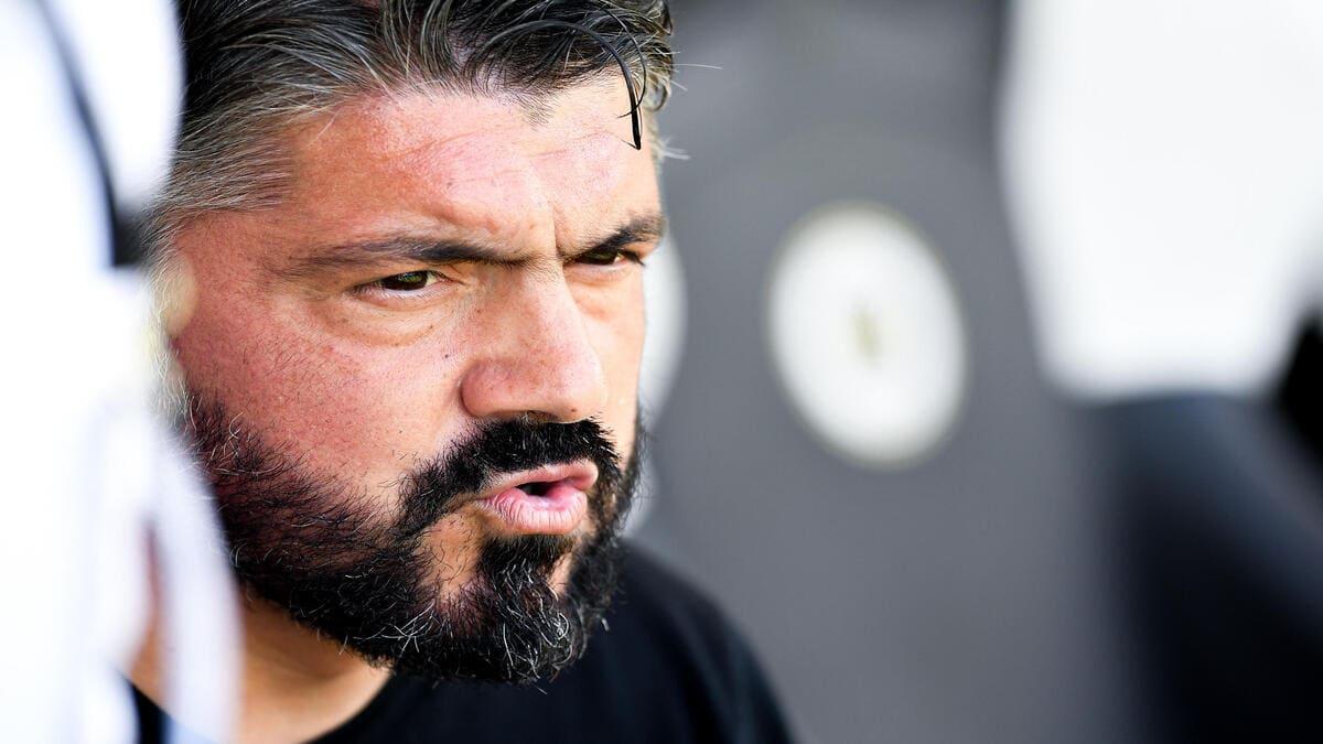 Rino Gattuso, ex allenatore del Napoli