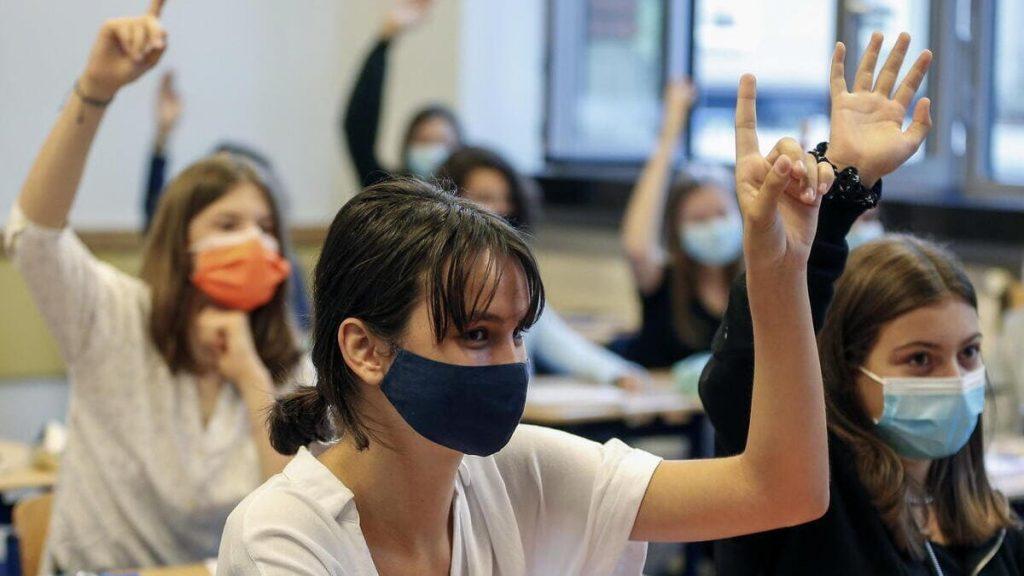 La scuola riparte con le mascherine in Lussemburgo