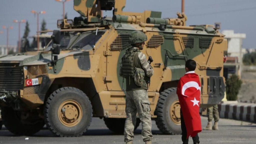 La Turchia è accusata di utilizzare bambini soldato
