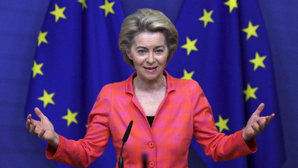 La presidente della Commissione Europea, Ursula von der Leyen, ha presentato le misure per il Green Deal