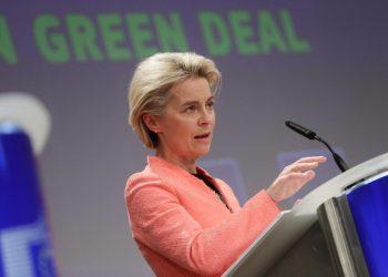 Ursula von der Leyen presenta il Green Deal