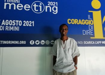 Agbonkhianmeghe Orobator, presidente della Conferenza dei gesuiti dell'Africa e del Madagascar