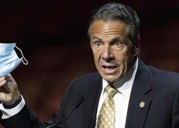 Il governatore di New York Andrew Cuomo