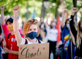 Manifestazione per il clima, Olanda, giungo 2021