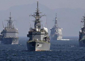 In caso di minacce alla sopravvivenza del Giappone (come un'invasione cinese di Taiwan), il paese potrebbe entrare in guerra senza violare la costituzione