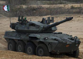 L'Italia prende parte a un'esercitazione militare della Nato in Lituania