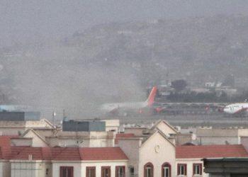 Kabul, attentato all'aeroporto