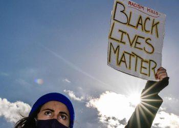 Black Lives Matter, cartello