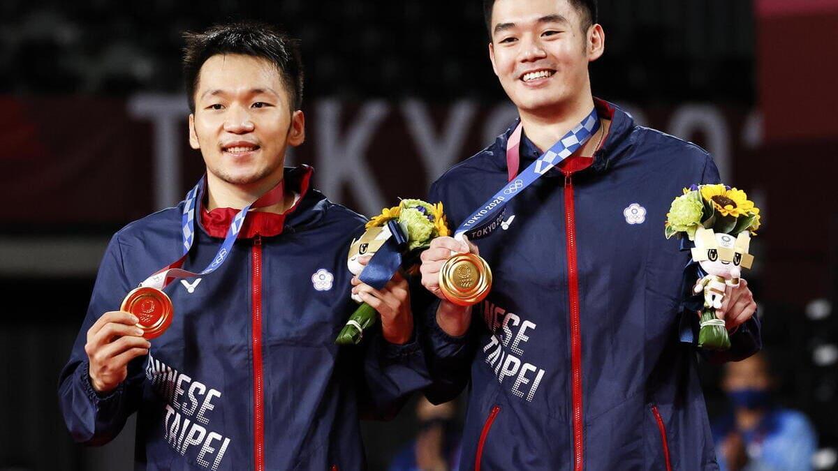 Lee e Wang trionfano nel doppio maschile di badminton alle Olimpiadi di Tokyo 2020