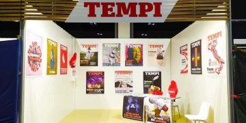 Lo stand di Tempi al Meeting 2021