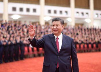 Il presidente della Cina, Xi Jinping