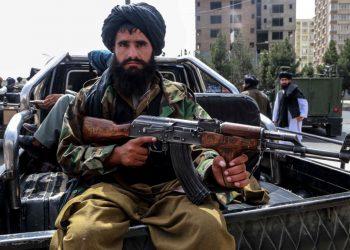 Combattente talebano in Afghanistan