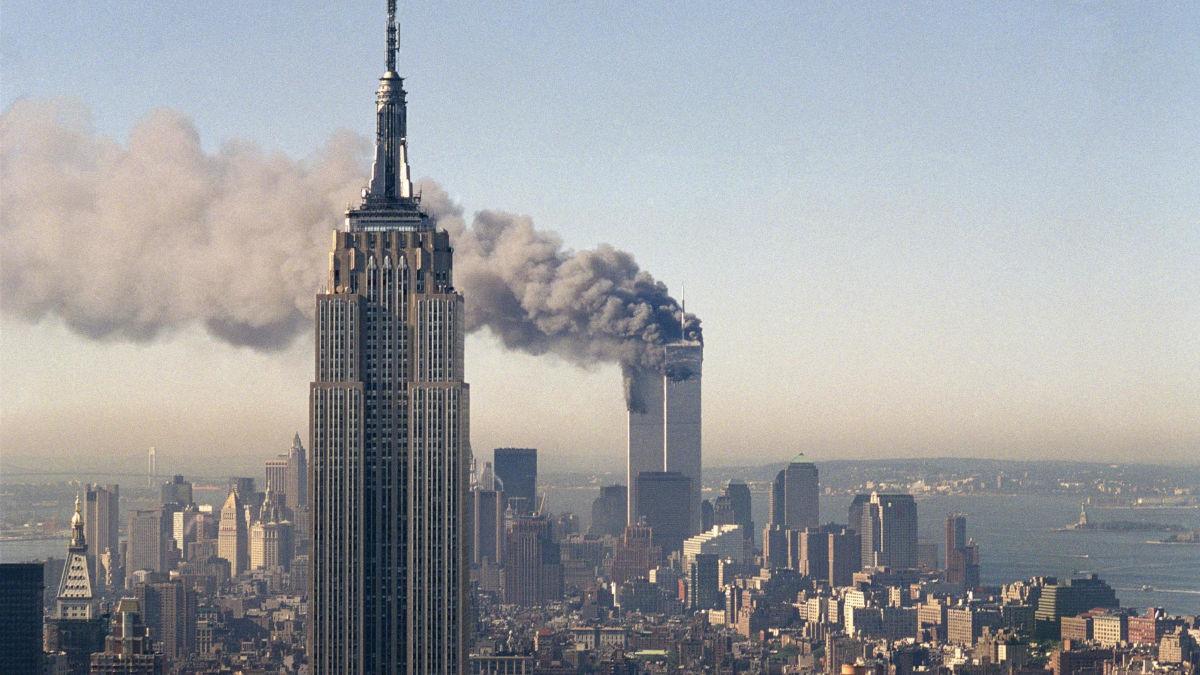L'attentato alle Twin Towers del 11/9/2001