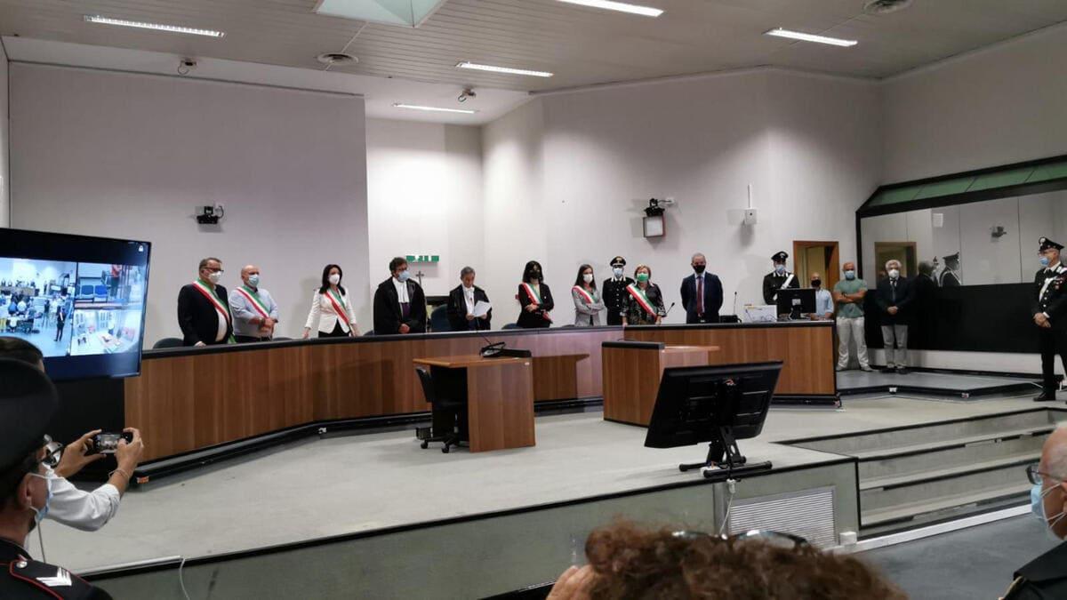 La corte d'assise di Palermo
