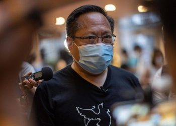 L'attivista democratico di Hong Kong, Albert Ho