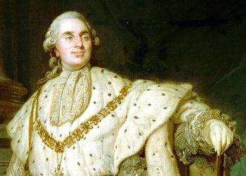 Ritratto di Luigi XVI di Duplessis