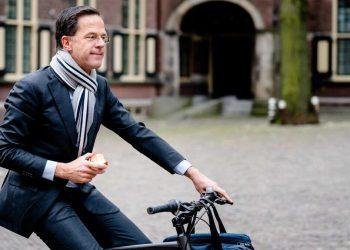 Il premier dell'Olanda, Mark Rutte