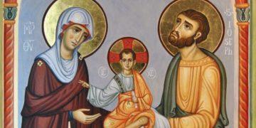 """La locandina della mostra di Russia Cristiana """"Amore fa queste cose"""""""